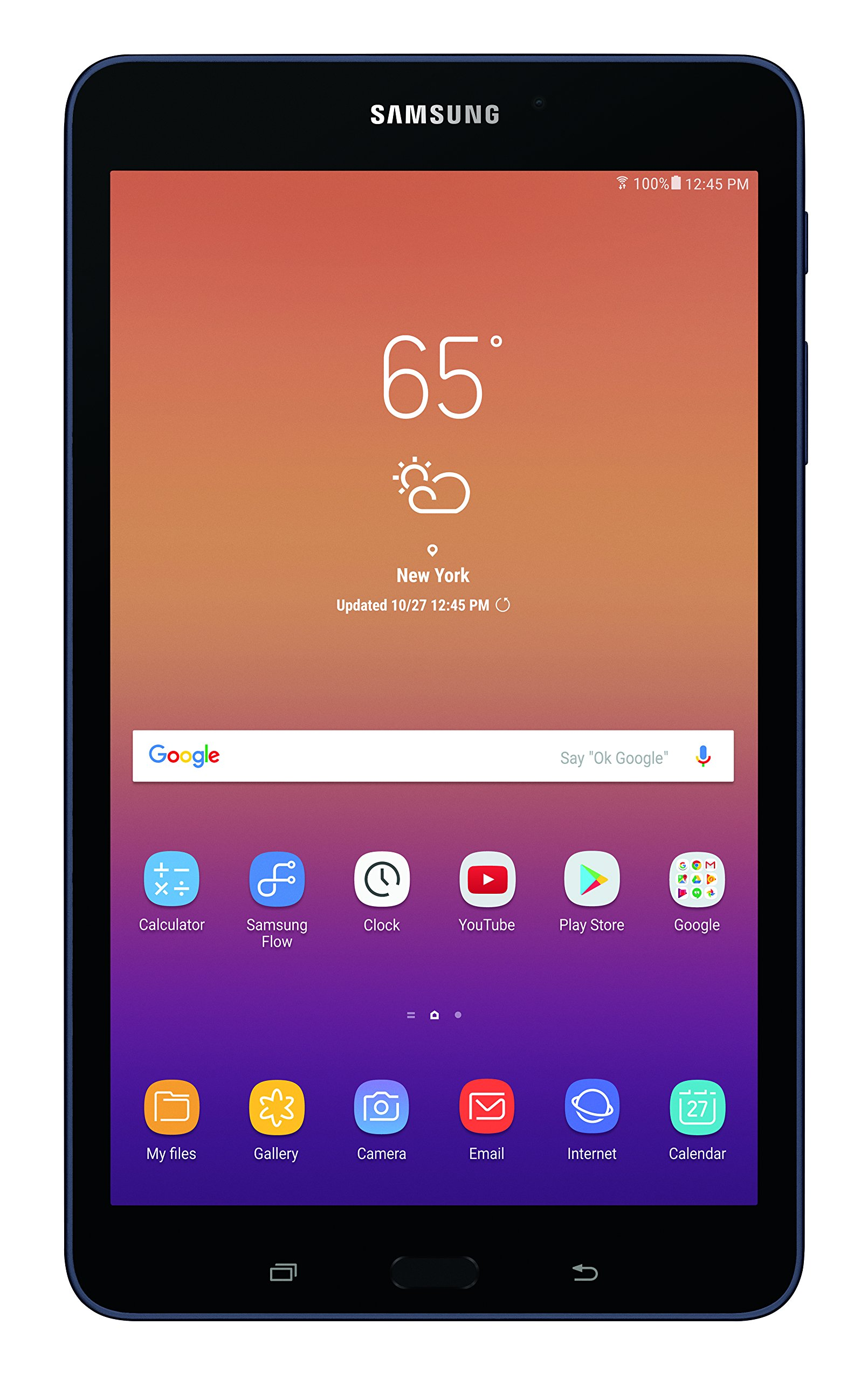 Samsung Galaxy Tab A 8'' 32 GB Wifi Tablet (Black) by Samsung (Image #4)
