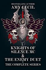 Knights of Silence MC & Enemy Duet Boxset: The Complete Series Kindle Edition