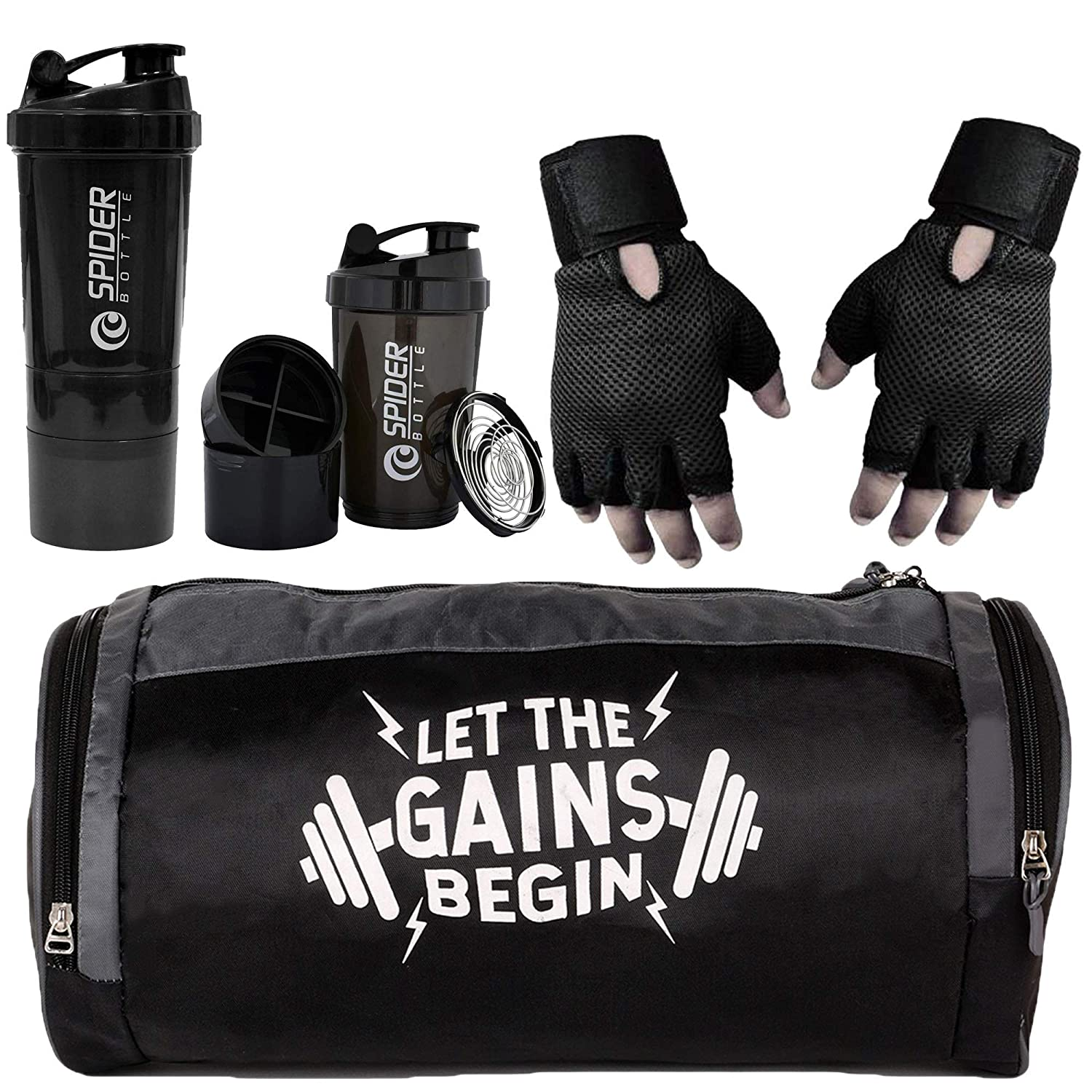 5 O' Clock Sports Combo Gym Bag