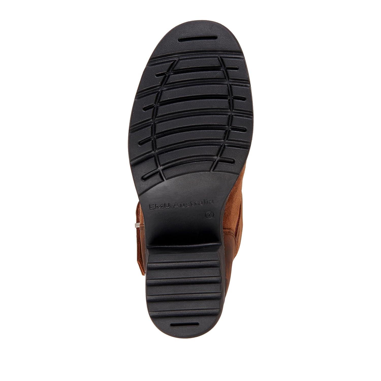 EMU Australia Colebrook Womens Waterproof B(M) Sheepskin Boots B0742HX7LK 10 B(M) Waterproof US|Oak 938820