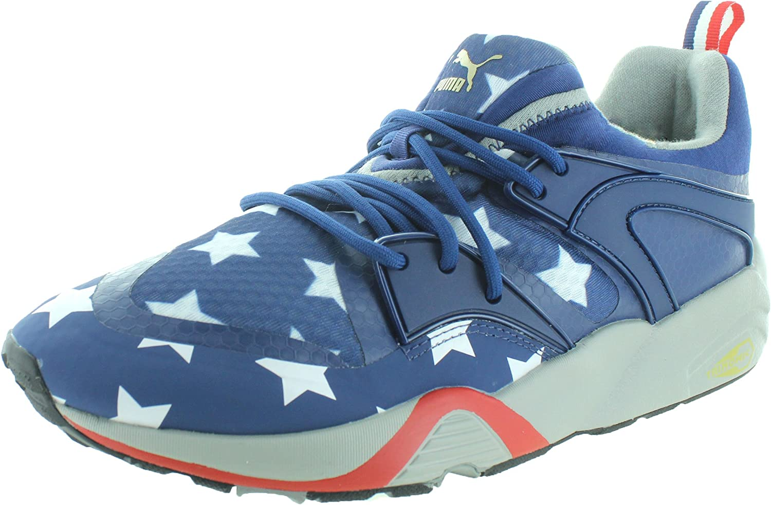 PUMA Mens Blaze of Glory RWB Casual Sneakers,