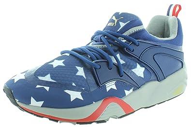 PUMA Blaze of Glory RWB Men US 8 Multi Color Tennis Shoe 0c74f8a81