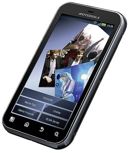 Motorola Defy+ Smartphone 3,7 Zoll Schwarz: Amazon.de: Elektronik