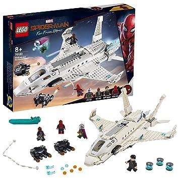 LEGO Super Heroes - Jet Stark y el Ataque del Dron, Set de ...