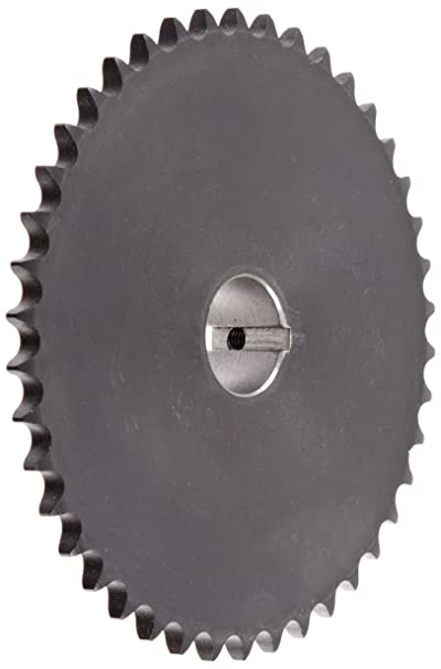 """5//8/""""  Bore Type B Finish Sprocket for #35 Roller Chain 30 Tooth 35B30H"""