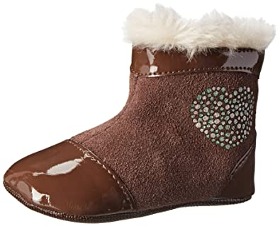 60ed4fe3970 Robeez Pearl Boot (Infant Toddler)
