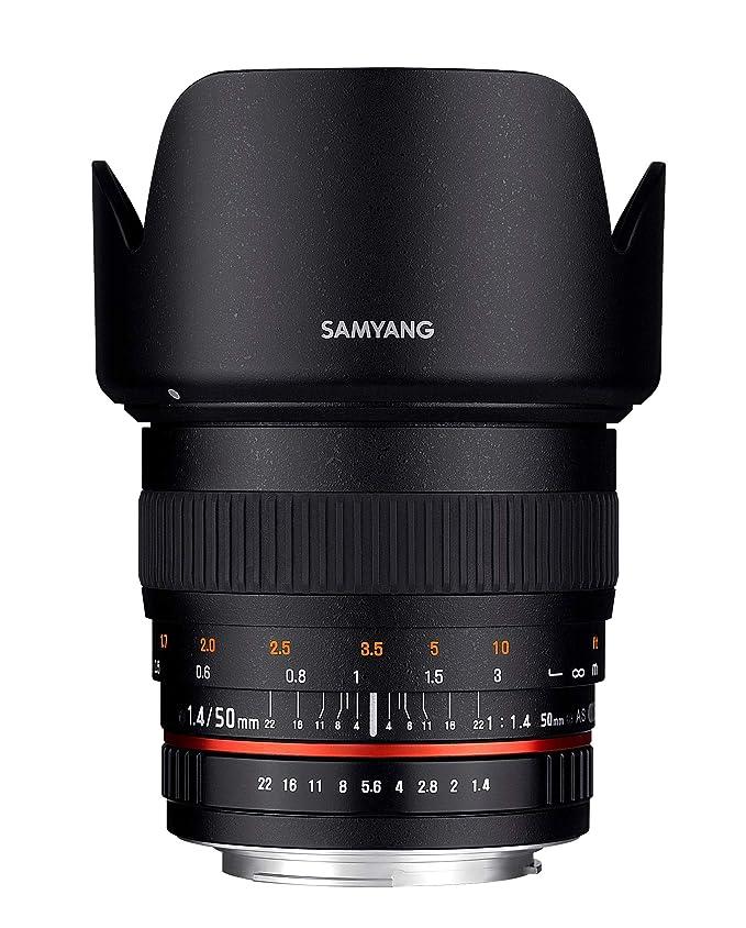 4 opinioni per SAMYANG 1111110101 50 mm F1,4 per Fuji X