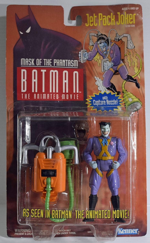 Batman the Animated Movie Jet Pack Joker: Amazon.es: Juguetes y juegos