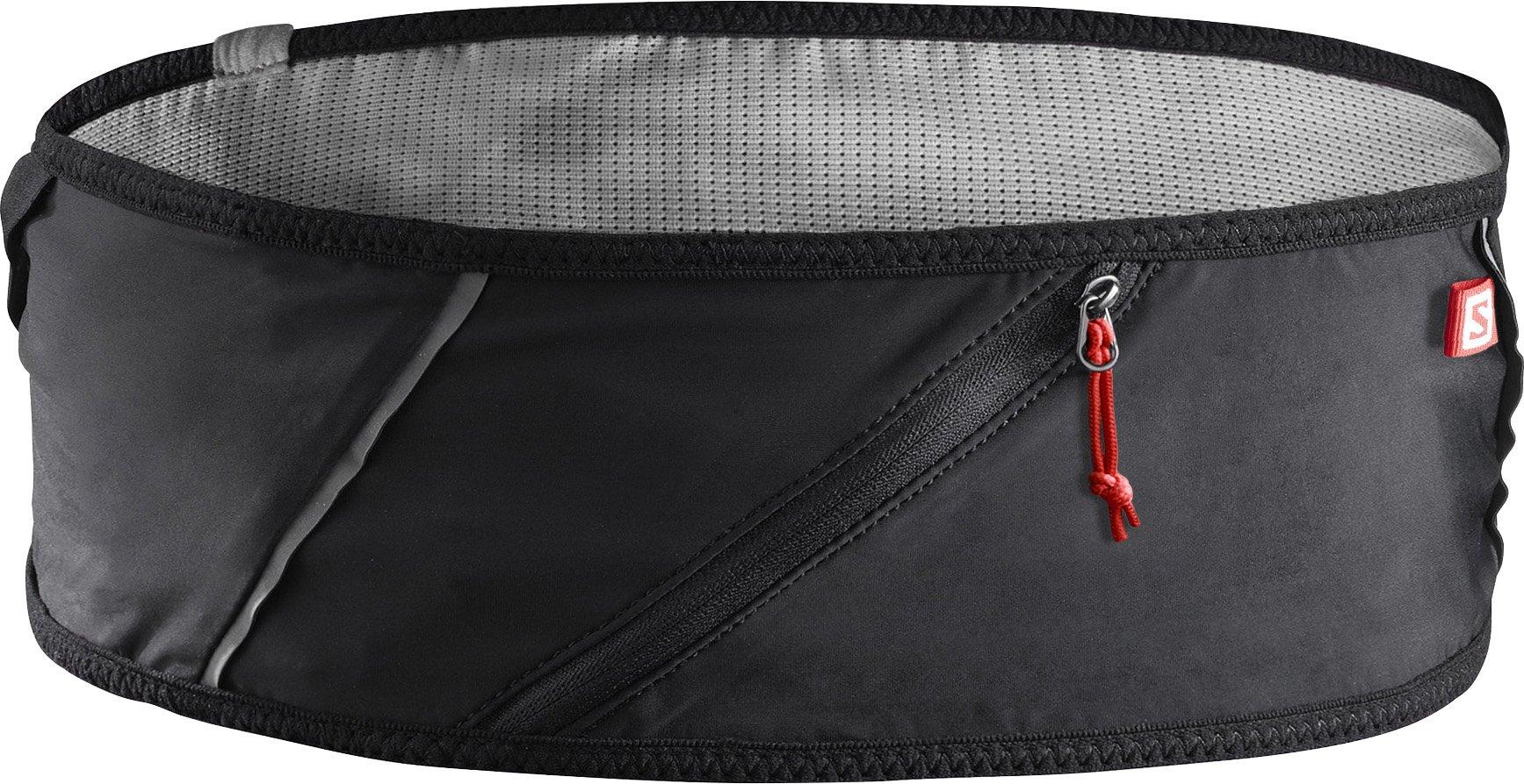 Salomon Unisex Pulse Belt, Black, Small
