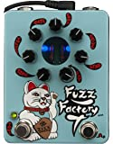 ZVEX Fuzz Factory 7 Limited Edition Fuzz Guitar Pedal