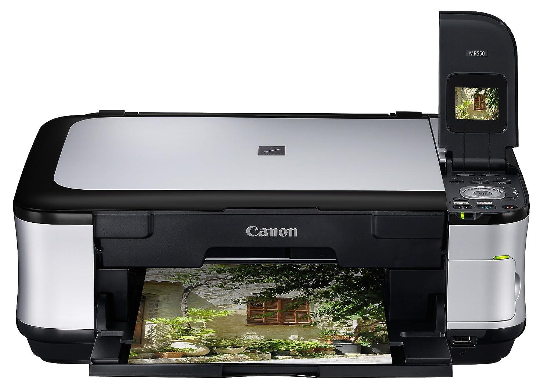 Canon Pixma MP550 - Impresora multifunción de Tinta Color (9.2 ipm ...