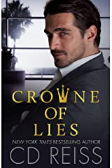 Crowne of Lies: A Marriage of Convenience Romance Kindle Edition