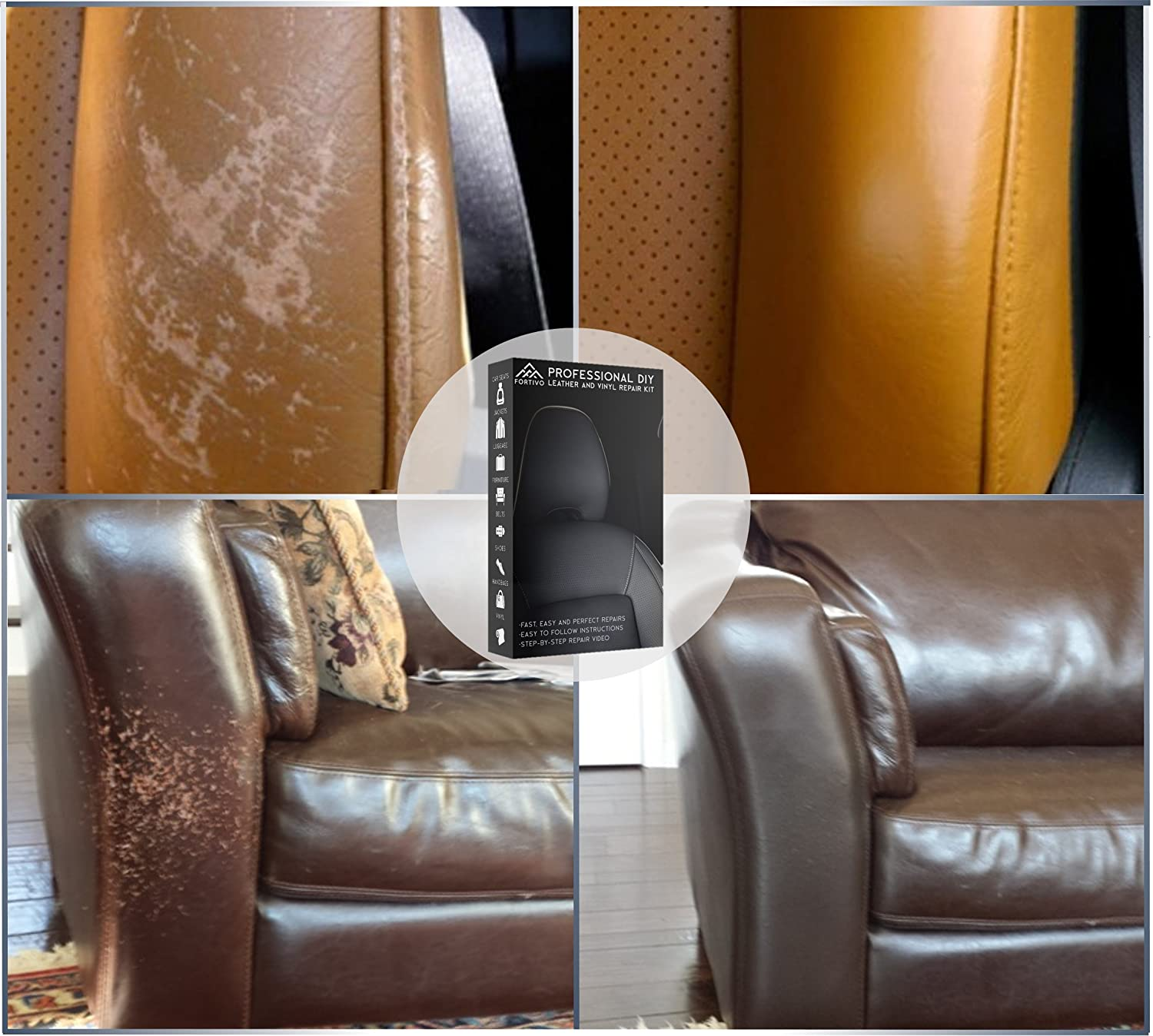 Best Diy Vinyl Chair Repair