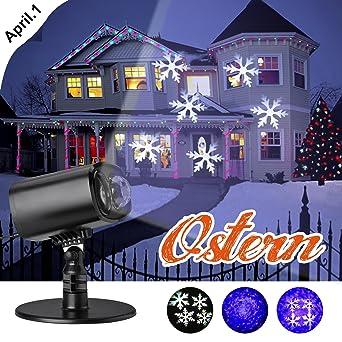 Ab Wann Macht Man Die Weihnachtsbeleuchtung An.Led Ip65 Weihnachtsbeleuchtung Projektionslampe Projektor Dekoration Lampe Projektionslampe Für Weihnachten