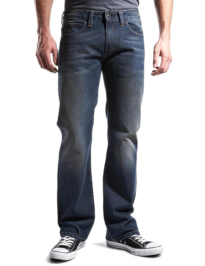 Henri Lloyd bridford Boot Cut patas largas pantalones ...