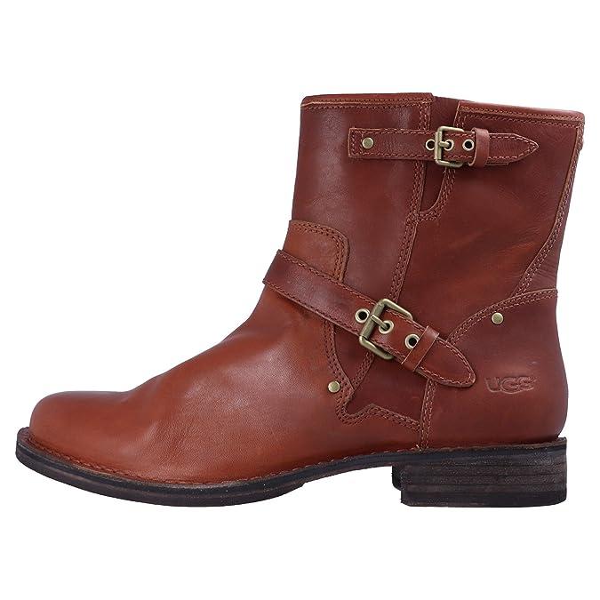 UGG Ws Fabrizia para Mujer Botines Botas Marrón, Tamaño:42: Amazon.es: Zapatos y complementos
