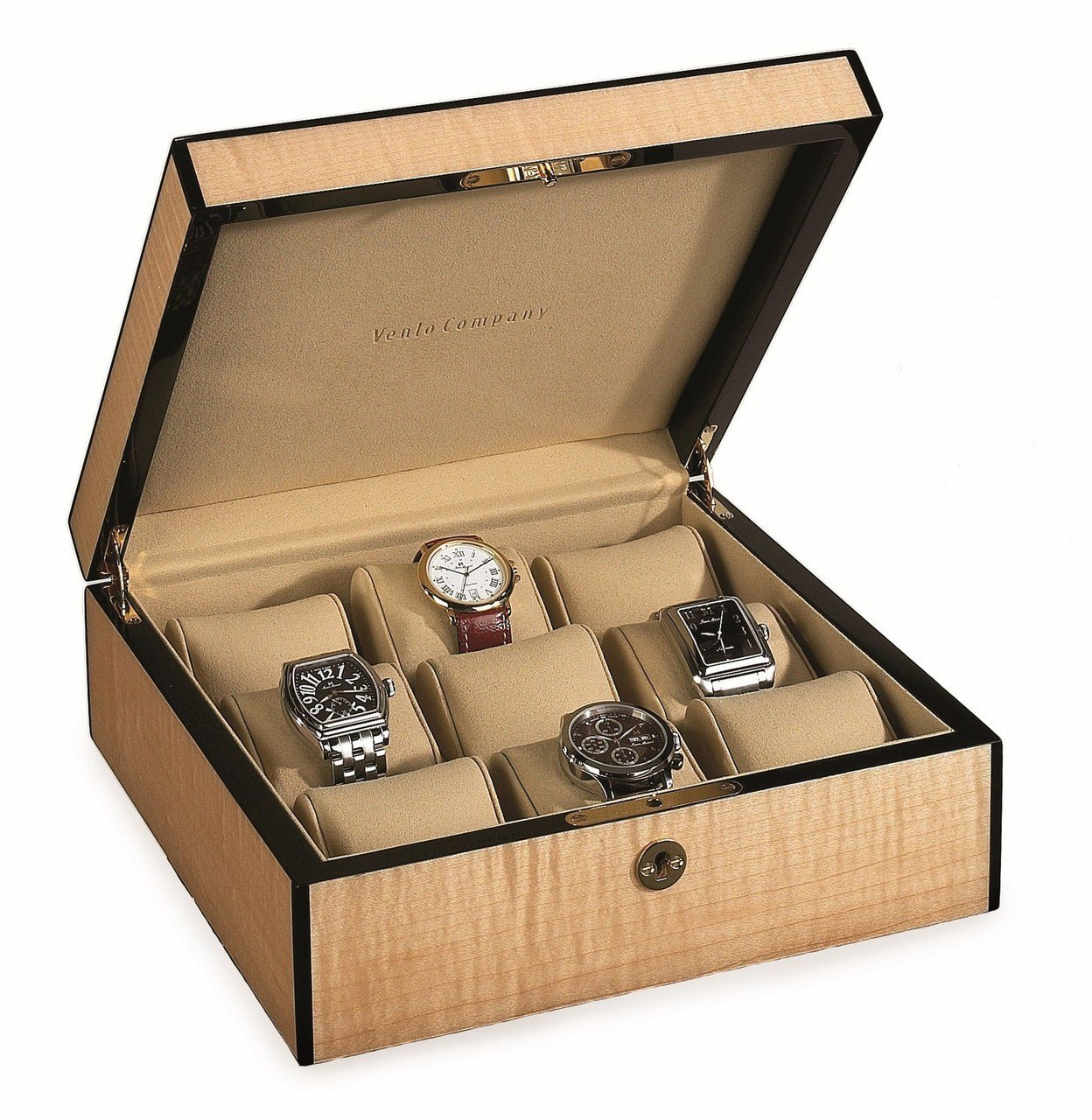 Venlo Blond Nine Holder Watch Case