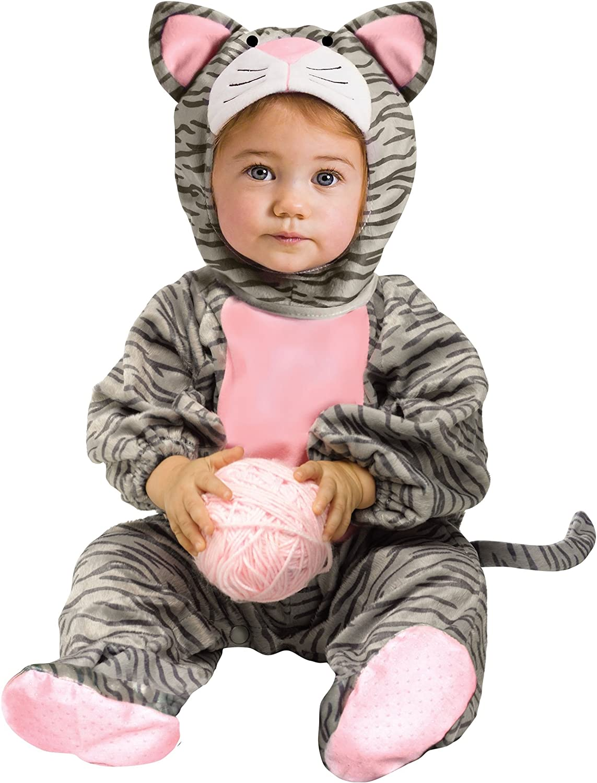 Fun World Little Stripe Kitten Infant Costume