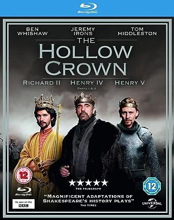 Amazon Com The Hollow Crown Season 1 Blu Ray 2012 Movies Tv