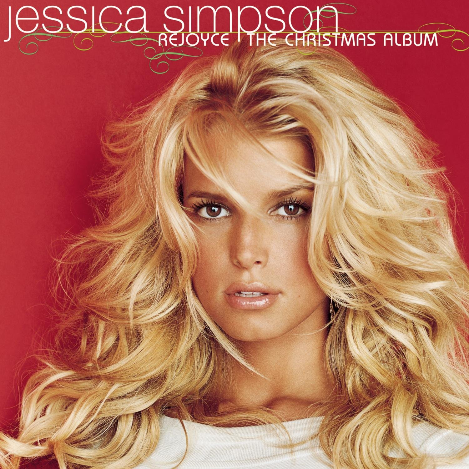 Jessica Simpson - Rejoyce: The Christmas Album - Amazon.com Music