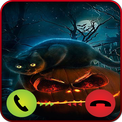 Fake Call From Halloween -