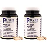 Premier Research Labs Premier Digest Dietary Supplement, 60 capsules (2 Pack)