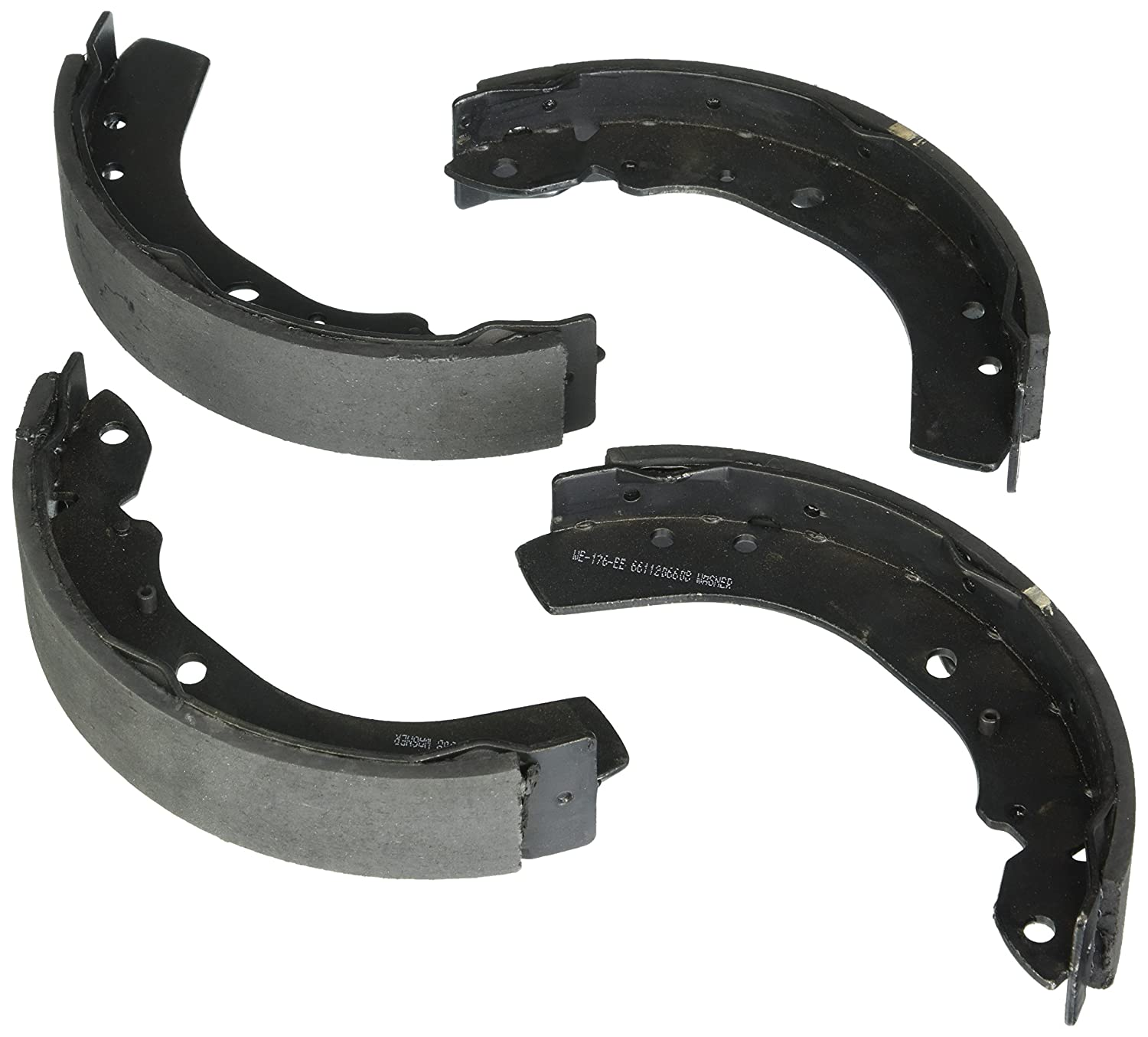 Wagner PSS657 Perfect Stop Brake Shoe