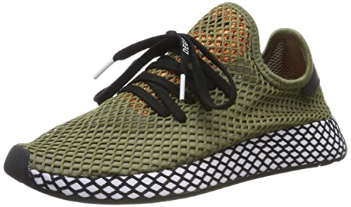 cd3a55d779c45 adidas Men s Deerupt Runner Gymnastics Shoes  Amazon.co.uk  Shoes   Bags