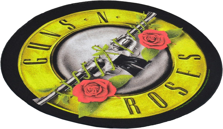 Guns N Roses Bullet Logo Rückenaufnäher Bekleidung