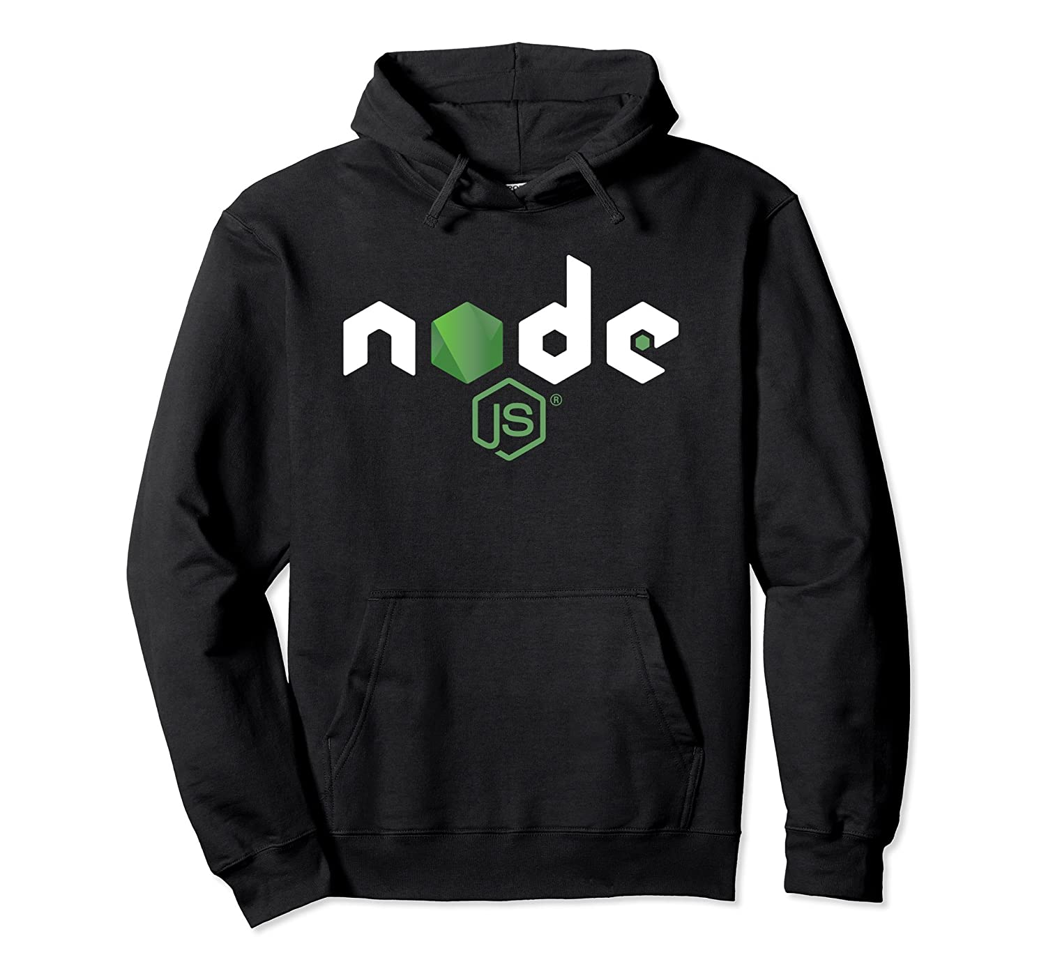 Node JS hoodie pullover-fa