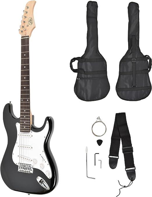 Set de guitarra eléctrica estilo de ST Pack (incluye set de ...