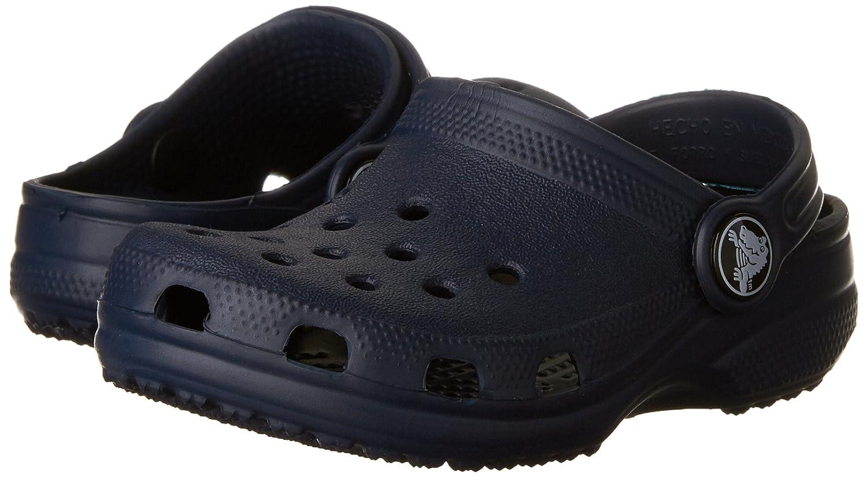Bleu Sabots Mixte Enfant Navy Crocs Classic Kids 29//31 EU