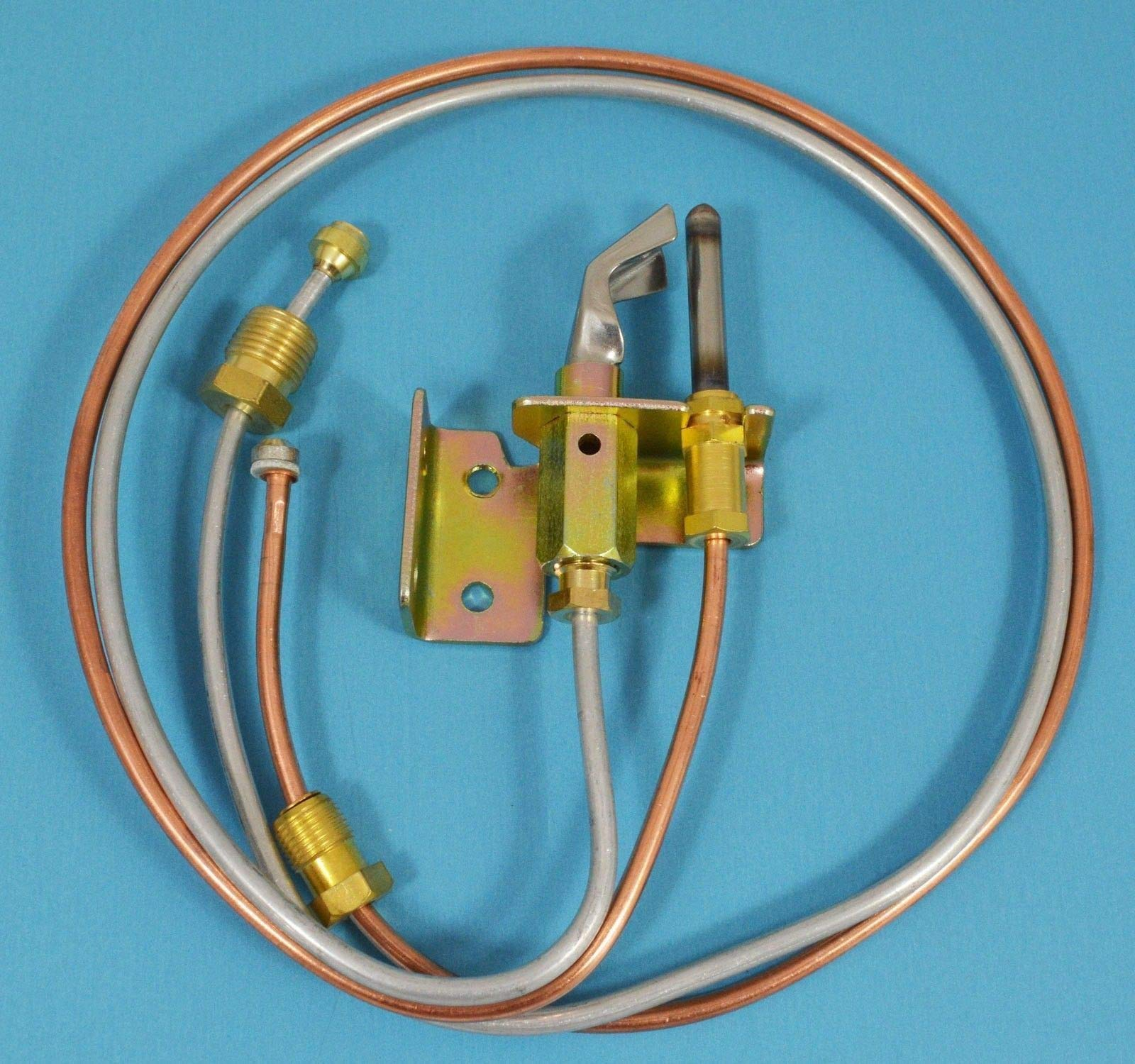 Water Heater Pilot Assembly includes pilot thermocouple & tubing natural gas NG by favorit