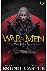 War of Men: (Buried Goddess Saga Book 5) Kindle Edition