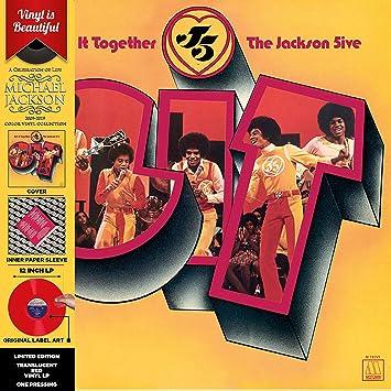 Get It Together - LP 30cm ROUGE Avec Pochette Découpée [Vinilo]