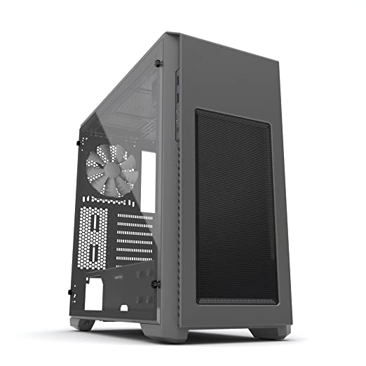 5 opinioni per Case Phanteks Enthoo Pro M Midi-Tower- con Finestra- Antracite