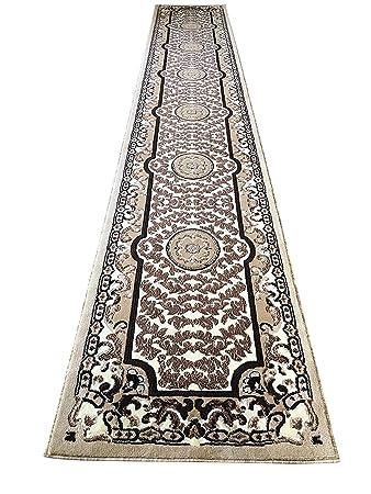 Amazon.com: Tapete persa redondo tradicional para zona ...