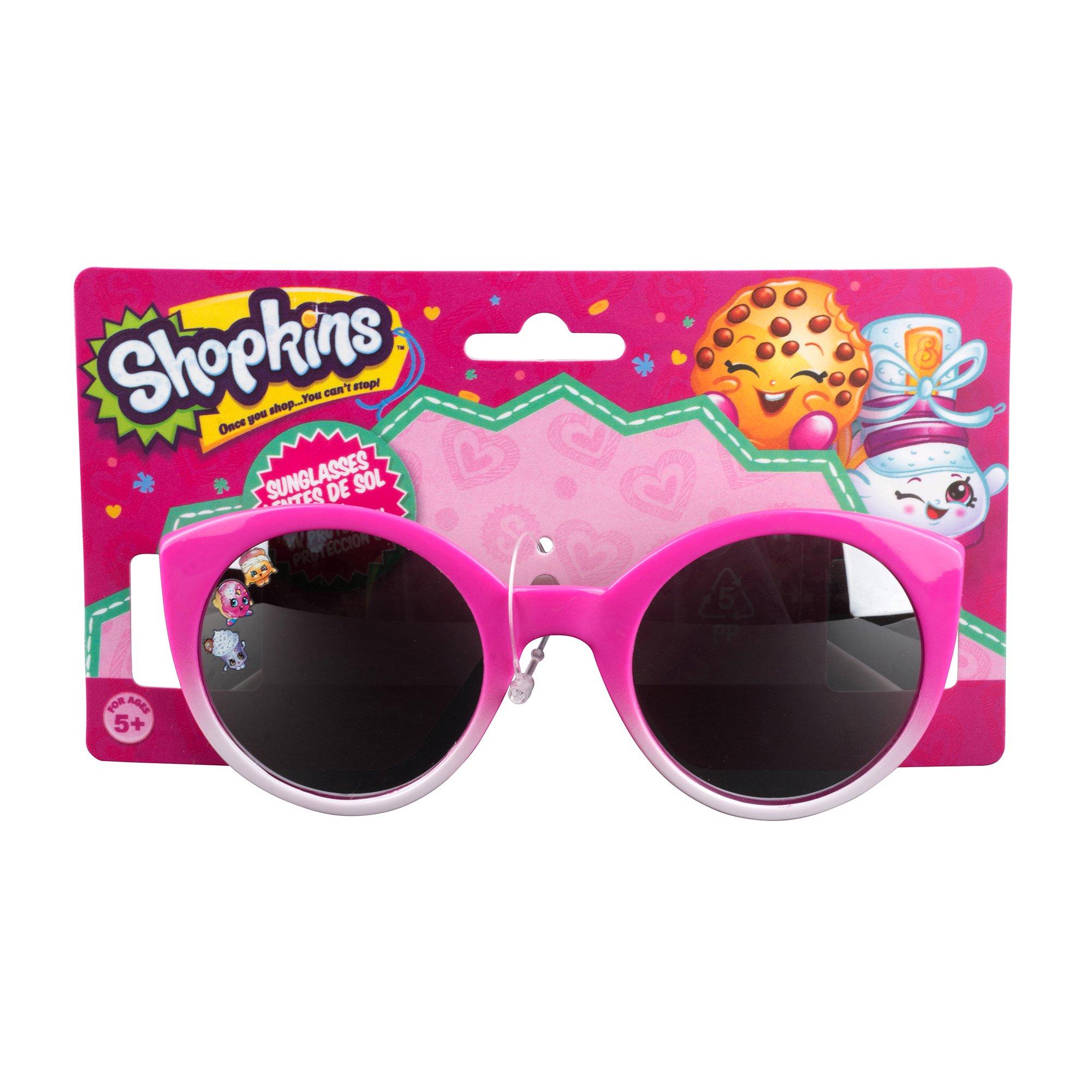 KIDS SUNGLASSES – GIRLS FASHION 100% UV SUNGLASSES, JOJO SIWA, TROLLS, SHIMMER AND SHINE, SHOPKINS, MY LITTLE PONY, PEPPA PIG