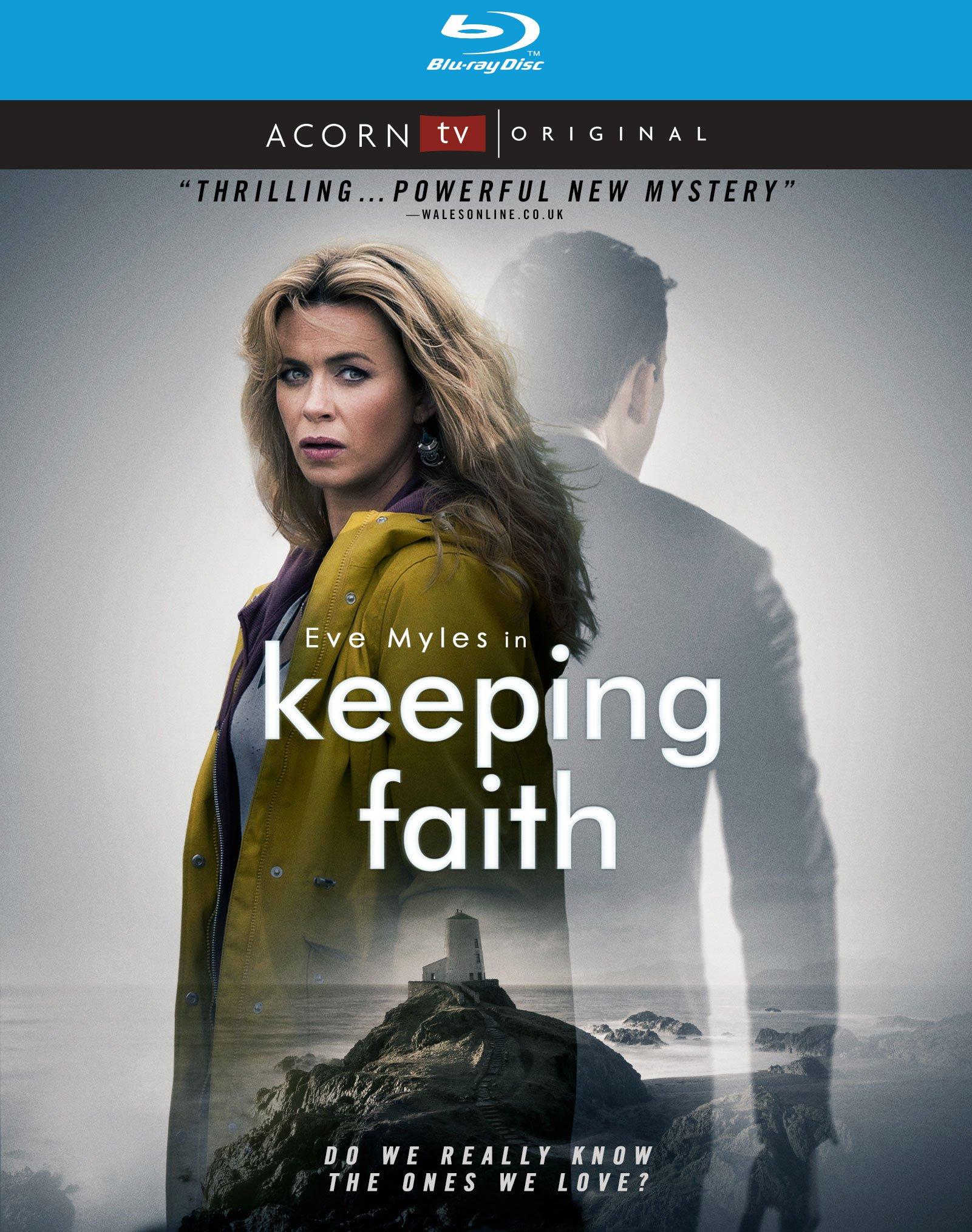 Blu-ray : Keeping Faith: Series 1 (Blu-ray)