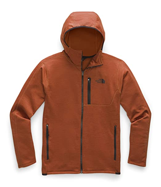 The North Face M Zermatt Full Zip H Four Leaf Clover Heather