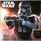 Star Wars The Force Awakens 2016 Wall Calendar