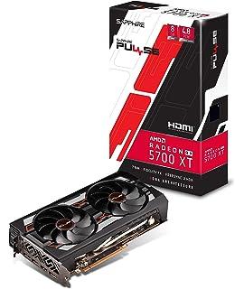 Amazon.com: Sapphire Radeon Nitro+ Rx 5700 Xt 8GB GDDR6 Dual ...