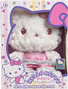Hello Kitty 45th Anniversary Deluxe Plush