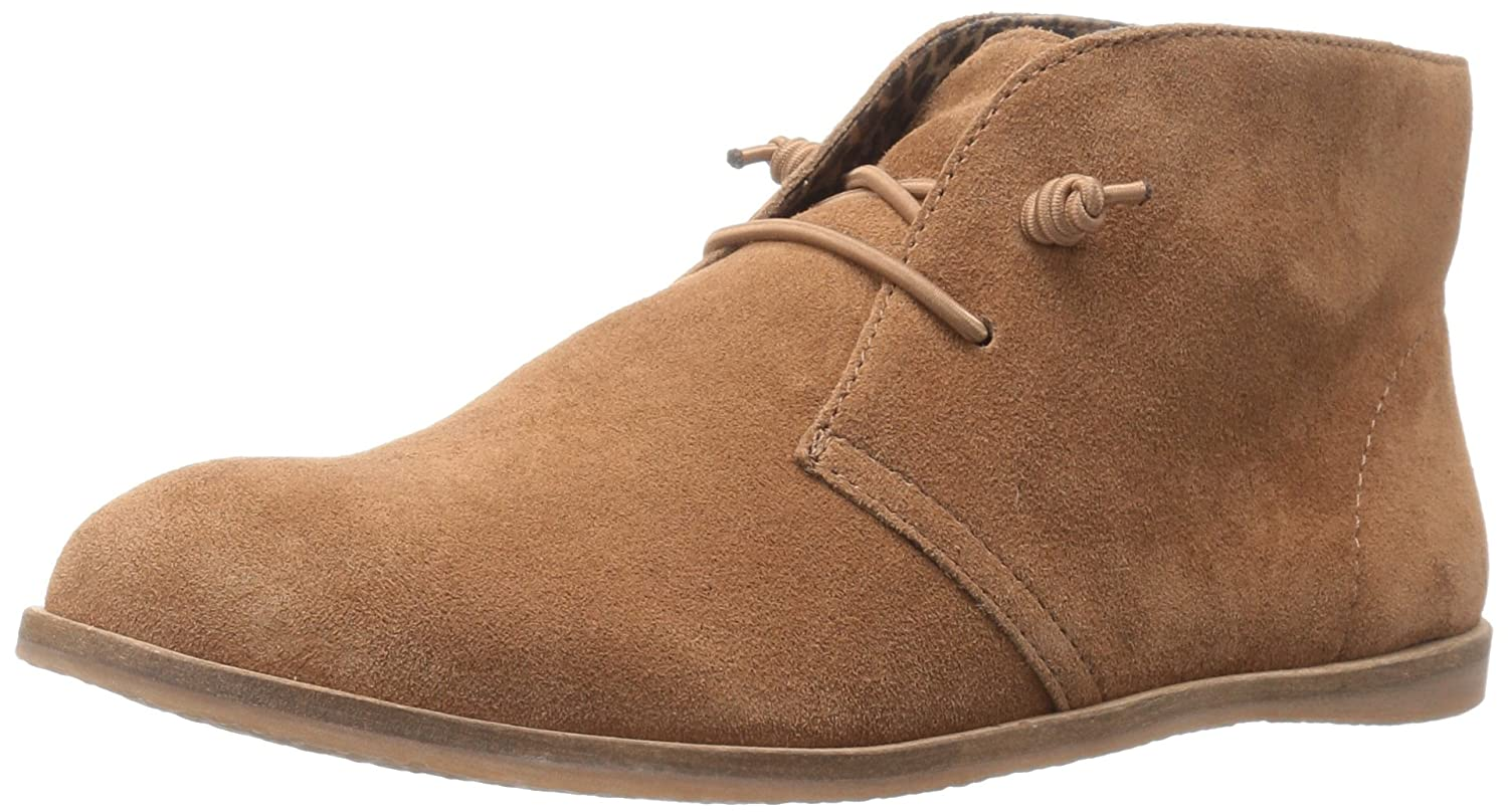 Lucky Brand Women's Ashbee Flat B01EGQ626Y 10 B(M) US|Honey