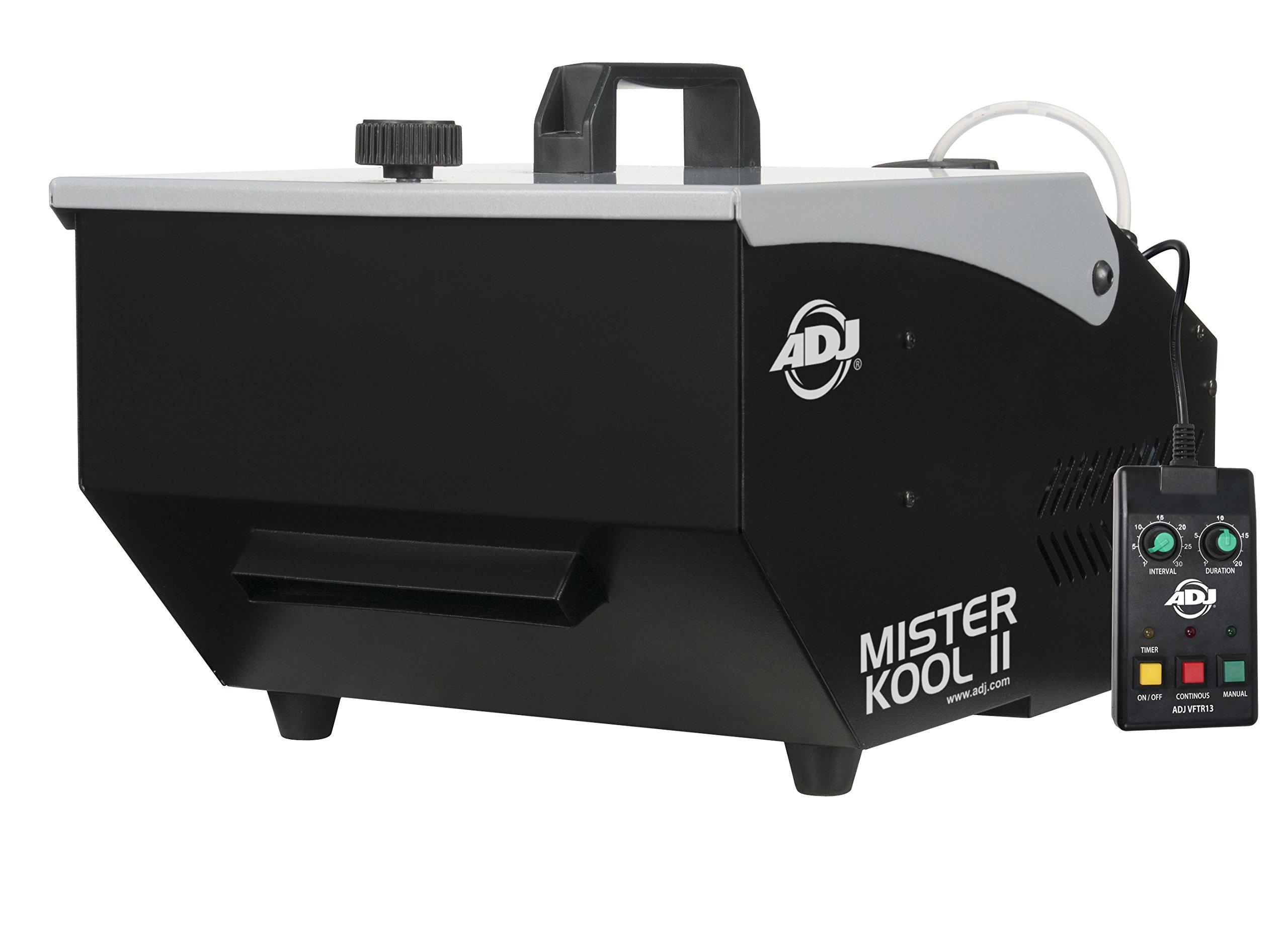 ADJ Mister Kool II Grave Yard Low Lying Water Based Fog Machine by ADJ Products