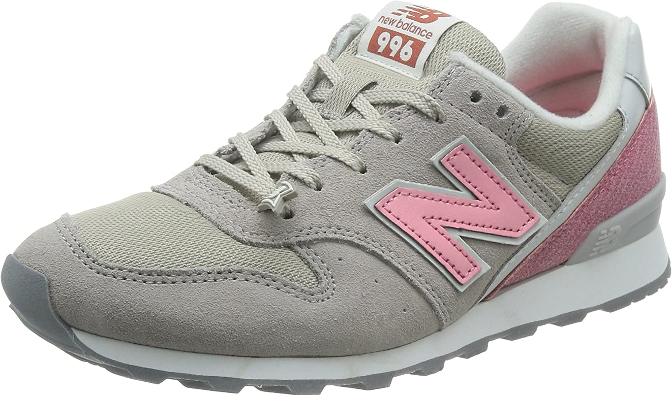 New Balance 996 Mujer Zapatillas Gris