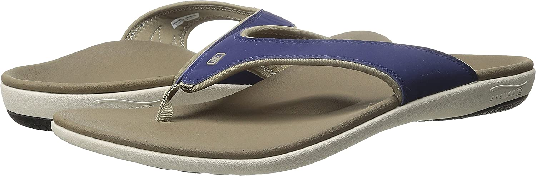 Spenco Mens Yumi Flip Flop Sandal