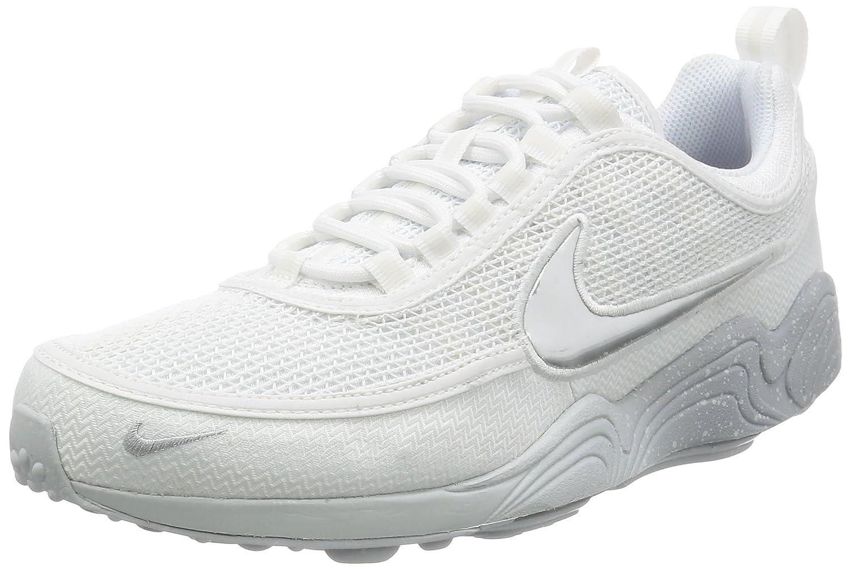 """Nike Mens Air Zoom Spiridon '16 """"Olympics"""" White/Wolf Grey Mesh"""
