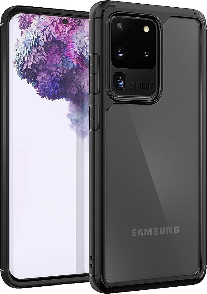 Oretech Für Samsung Galaxy S20 Ultra Hülle Transparent Elektronik