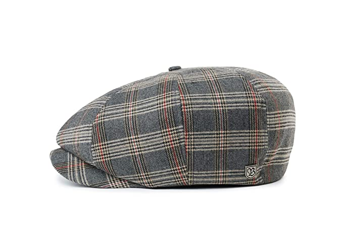 49b3f682 Image Unavailable. Image not available for. Color: Brixton Mens Brood Snap  Cap ...